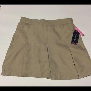Nautical Girls School Uniform Skirt